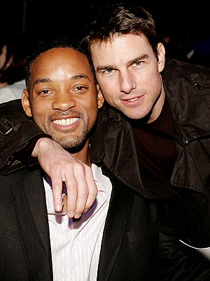 PARKED STARS photo | Tom Cruise, Will Smith