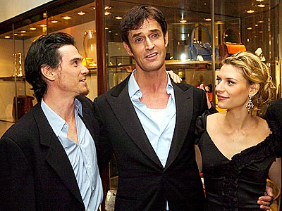 Claire Danes Billy Crudup on Star Tracks  Billy Crudup  Claire Danes  Rupert Everett   People Com