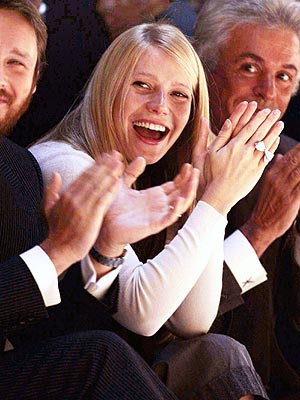 UP FRONT photo | Gwyneth Paltrow