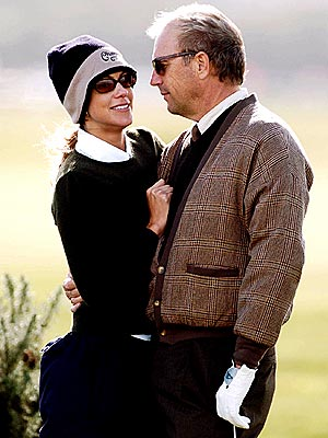 ON THE LINKS photo | Kevin Costner