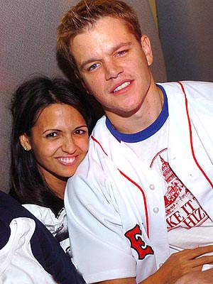 BIRTHDAY CLUB photo | Luciana Barroso, Matt Damon