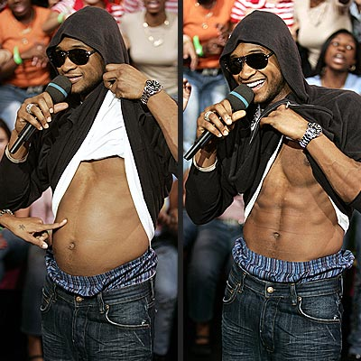 TUMMY TUCK photo | Usher