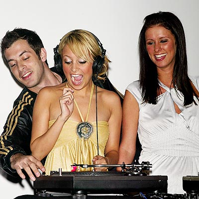 SPIN CYCLE photo | Mark Ronson, Nicky Hilton, Nicole Richie