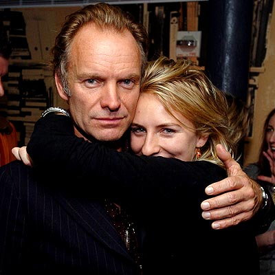 DADDY'S GIRL photo | Sting