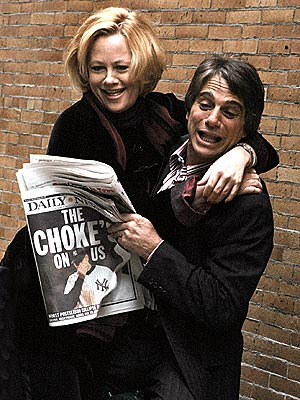 READ 'EM AND WEEP photo | Cybill Shepherd, Tony Danza
