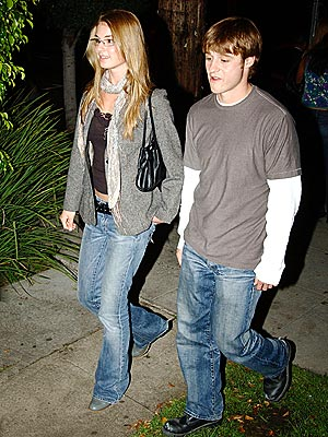 STEPPING OUT photo | Benjamin McKenzie, Emily VanCamp