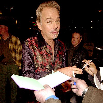 WRITE STUFF  photo | Billy Bob Thornton