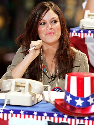 PARTY LINE photo | Rachel Bilson