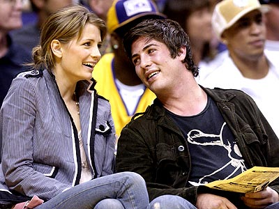 B-BALL LOVE photo | Brandon Davis, Mischa Barton