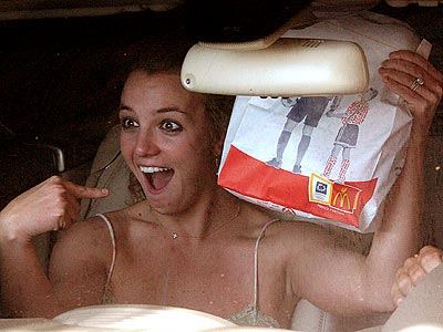 FAST FOODIE photo | Britney Spears