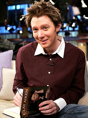 BOOKING IT photo | Clay Aiken