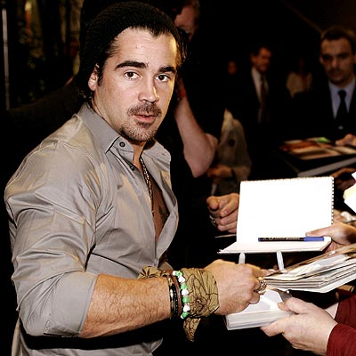ACHTUNG, BABY  photo | Colin Farrell