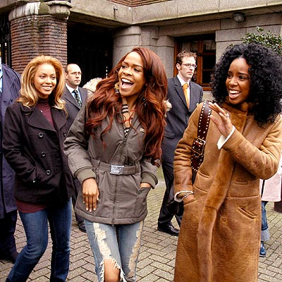 GOING DUTCH photo | Beyonce Knowles, Kelly Rowland, Michelle Williams (Musician)