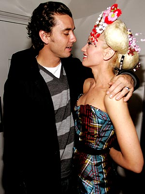 SMASHING COUPLE photo | Gavin Rossdale, Gwen Stefani
