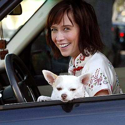 PET CONTROL photo | Jennifer Love Hewitt
