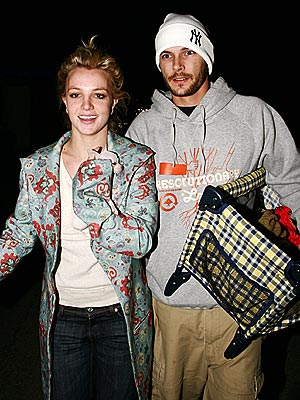 DOGGIE BAG photo | Britney Spears, Kevin Federline