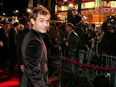 HELLO, SEXY photo | Jude Law
