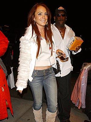 CITY GIRL photo   Lindsay Lohan