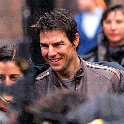 WAR ZONE photo | Tom Cruise