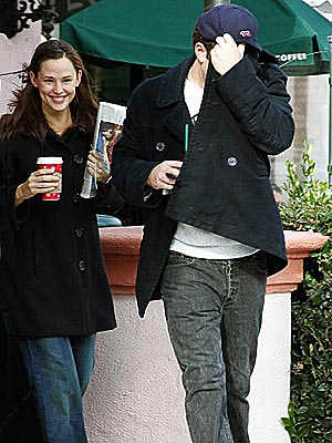 DEC. 4 photo | Ben Affleck, Jennifer Garner