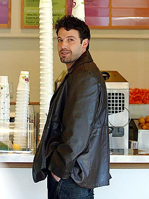 JUICY SIGHTING photo | Ben Affleck