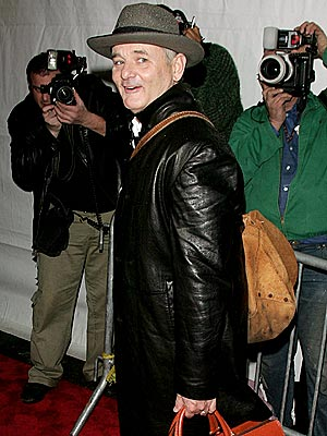 GOT EVERYTHING? photo | Bill Murray