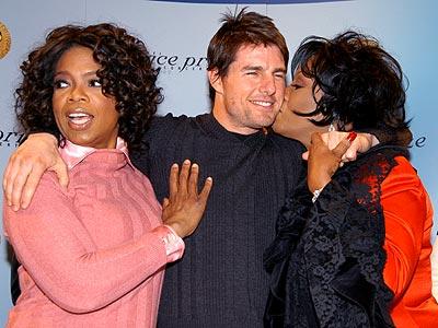 patti labelle. Patti LaBelle, Tom Cruise