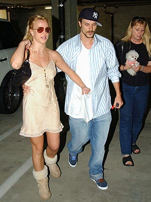 MOST ANTICIPATED REGISTRY photo | Britney Spears, Kevin Federline