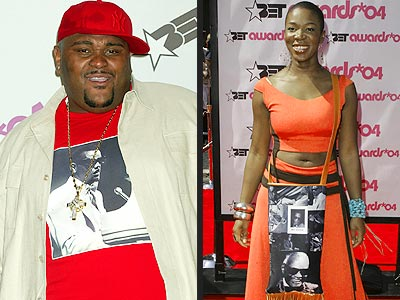 MOST FASHIONABLE TRIBUTE  photo | India.Arie, Ruben Studdard