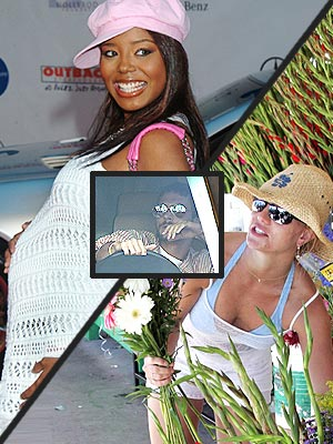 BEST DAYTIME DRAMA photo | Britney Spears, Kevin Federline, Shar Jackson