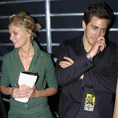 MOST AMICABLE SPLIT   photo | Jake Gyllenhaal, Kirsten Dunst