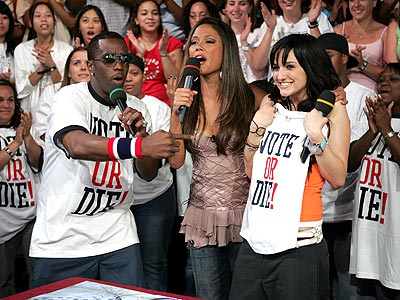 BIGGEST POLL STAR photo | Ashlee Simpson, Sean \P. Diddy\ Combs