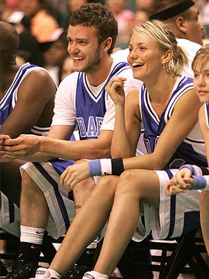BEST SHOW OF COMMITMENT photo | Cameron Diaz, Justin Timberlake