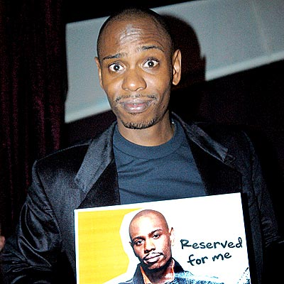 SKETCH-IEST DEAL  photo | Dave Chappelle