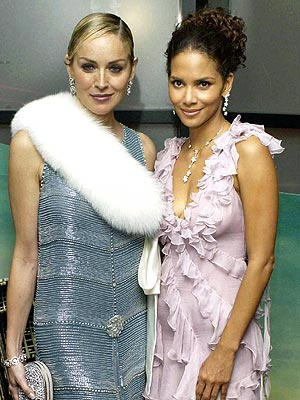 BIGGEST BEAUTY DEBATE photo | Halle Berry, Sharon Stone