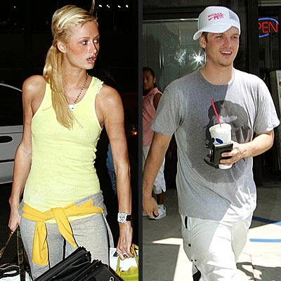 MOST COMPLICATED BREAKUP  photo | Nick Carter, Paris Hilton