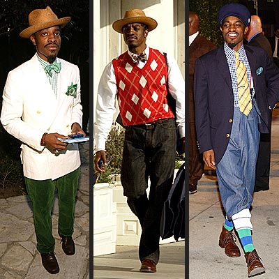 DANDIEST SHARP-DRESSED MAN photo | Andre 3000