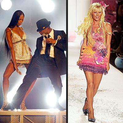 MOST FASHIONABLE CITY photo | Naomi Campbell, Paris Hilton, Usher