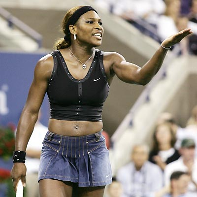 MOST QUESTIONABLE JUDGEMENT photo | Serena Williams