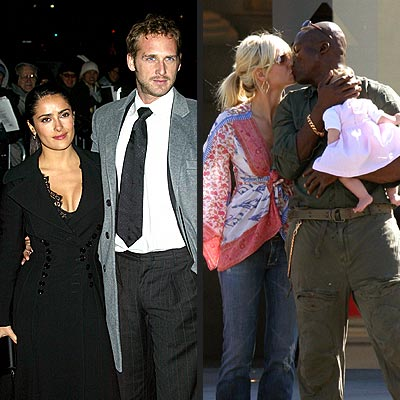 LATEST COUPLES REPORT photo | Heidi Klum, Josh Lucas, Salma Hayek, Seal