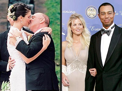 LOVELIEST WEDDINGS photo | Billy Joel, Tiger Woods
