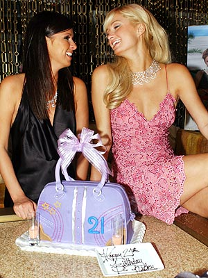 RICHEST BIRTHDAY GIRL photo | Nicky Hilton, Paris Hilton