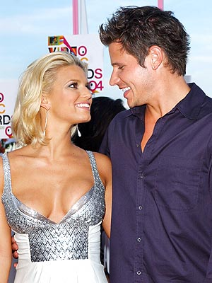 Jessica Simpson and Nick Lachey 2