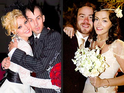 WILDEST GROOMS photo | Chris Pontius, Shanna Moakler, Travis Barker