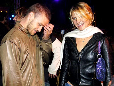 BEST USE OF STUNT TRAINING photo | Cameron Diaz, Justin Timberlake