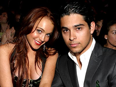 BIGGEST DRAMA MAGNET photo | Lindsay Lohan, Wilmer Valderrama