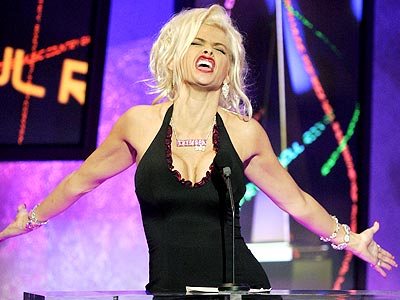 WACKIEST INTRODUCTION  photo | Anna Nicole Smith