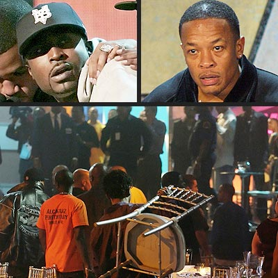 WORST AWARDS SHOW MOMENT  photo | Dr. Dre