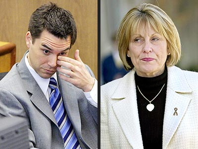 SADDEST COURTROOM SCENE photo | Scott Peterson Trial