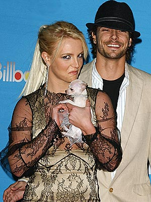 CHEEKIEST RED-CARPET TRIO photo | Britney Spears, Kevin Federline